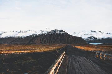 Photo sur Aluminium Pôle Iceland