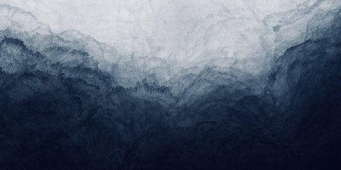 Abstract painting grunge texture background in dark grey color.