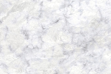 Fotobehang - Marble background with white and gray texture.Natural patterns for design art work. Stone wall texture background.