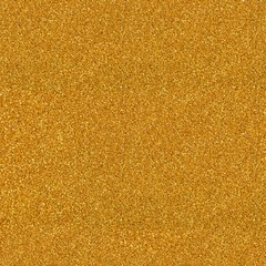 Bright golden glitter, sparkle confetti texture. Christmas abstract background, seamless pattern.
