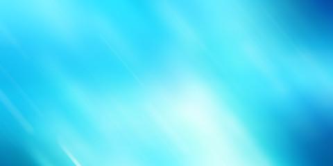 Wall Mural - light blue gradient background / blue radial gradient effect wallpaper