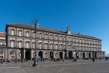 Palazzo Reale - Napoli -Campania - Italia