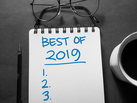 Best of 2019, Last Year Review