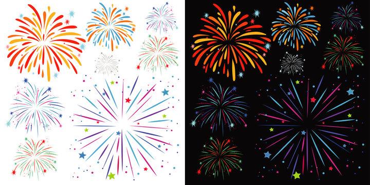 Clipart fireworks fireworkds, Clipart fireworks fireworkds Transparent FREE  for download on WebStockReview 2020