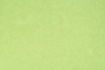 明るい緑色の紙