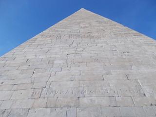 Piramida Gaiusa Cestiusza Epulona, Rzym.