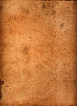 Old Brown Paper from 1900