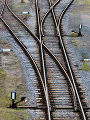soft of a railway