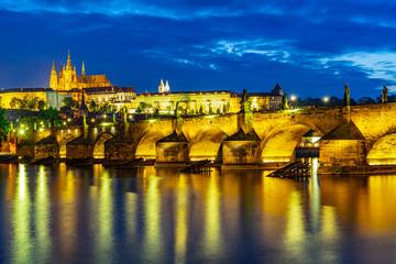 Prag - Czech - Karluv Most