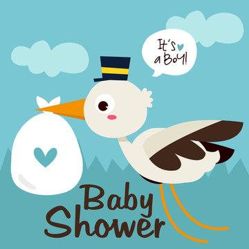 Baby Shower Boy