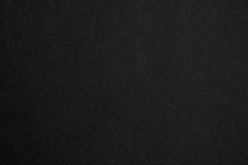 Abstract black leather texture may used as background.