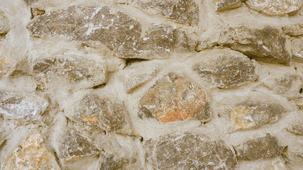 Wall Mural - Stone walls background or texture