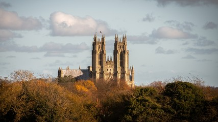Beverley Minster from the Westwood Fotomurales
