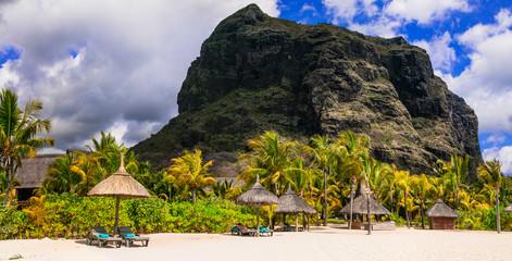 Perfect tropical getaway - holidays on stunning Mauritius island