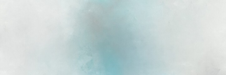 vintage abstract painted background with light gray, dark gray and pastel blue colors and space for text or image. can be used as header or banner