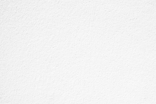 Abstract white paint cement wall texture for paper background.