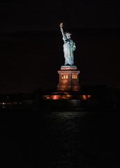 lady of liberty - fototapety na wymiar