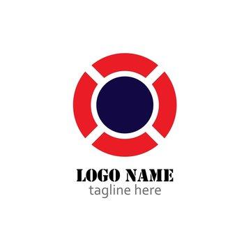 Business Element icon, Corporate vector logo design template