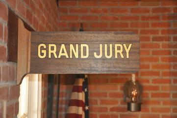 Grand Jury Sign
