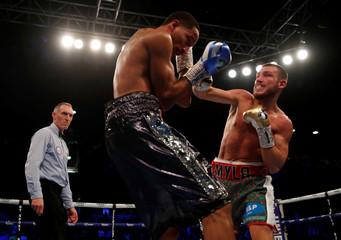 Liam Williams v Alantez Fox - WBO World Middleweight Title eliminator