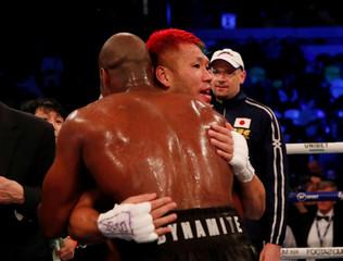 Daniel Dubois v Kyotaro Fujimoto - WBO International & WBC Silver Heavyweight Titles