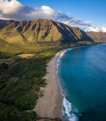 Fototapete - tropical coastline