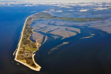Photo sur cadre textile La Mer du Nord Sylt