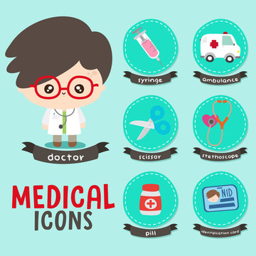 medical icons_doctor