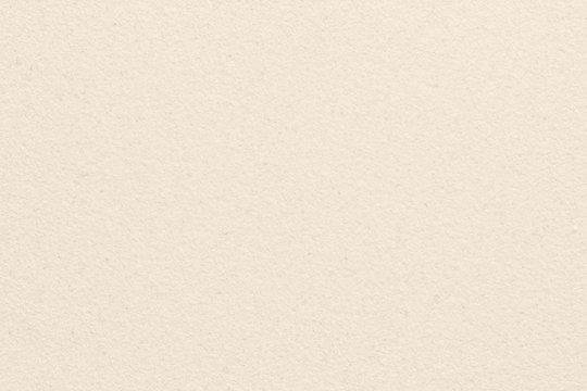 Velour suede paper texture background. Beige color velvet paper blank sheet surface
