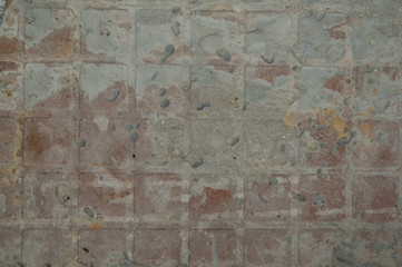 Photo sur Toile Vieux mur texturé sale texture of old wall