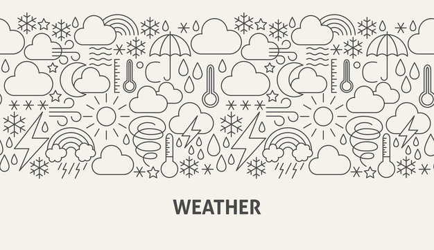 Weather Banner Concept