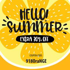 hello_summer_orange