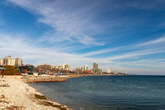 Burlington Waterfront Lake Ontario