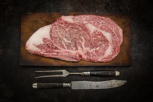 Wagyu Kobe Beef Steak