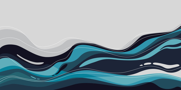 Abstract Background for print, banner, cover etc.