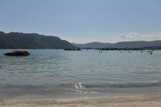 Corsica Beach Santa Giulia