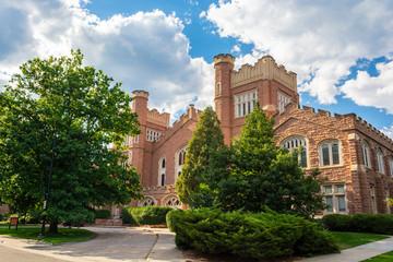 Macky Auditorium at the University of Colorado Boulder