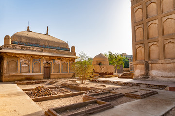 Hyderabad Tombs of the Talpur Mirs 57