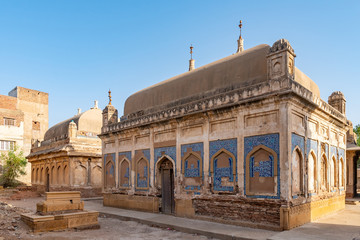 Hyderabad Tombs of the Talpur Mirs 56