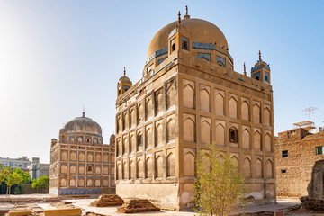 Hyderabad Tombs of the Talpur Mirs 62