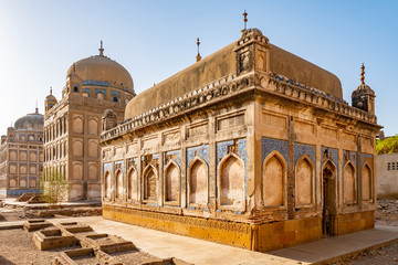 Hyderabad Tombs of the Talpur Mirs 61