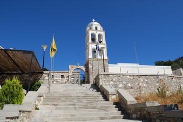 Greece - Kos - Kirche in Asomatos
