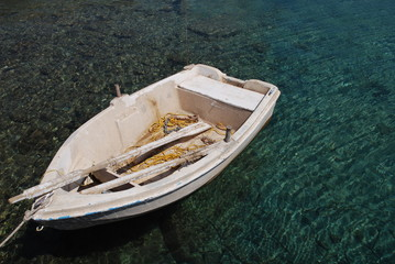 Greece - Kos - Boot bei Limnionas