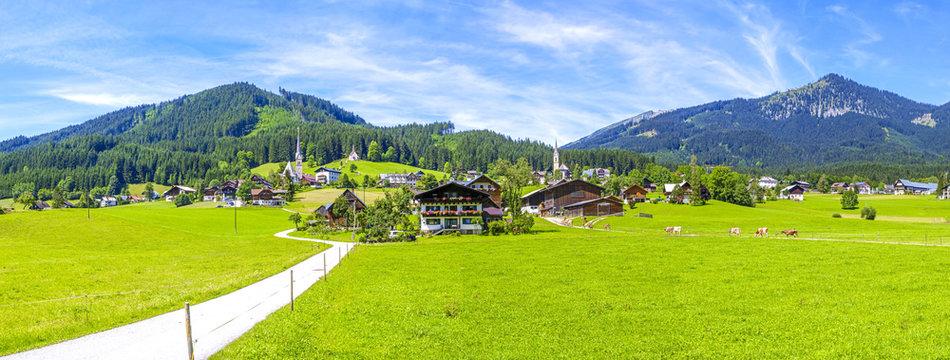 Gosautal, Österreich, Oberösterreich, Dachsteinregion