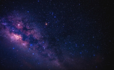 Beauty of the Milky way galaxy