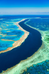 Great Barrier Reef.. Australia