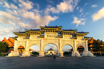 Hope/Chiang Kai Shek Memorial Hall  , Taipei, Taiwan Fotomurales