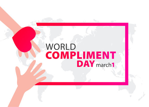 World Compliment Day.