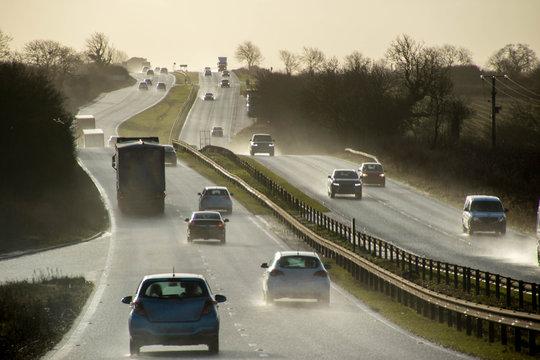 British Road Network