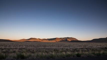 Recess Fitting Gray traffic high desert, Oregon